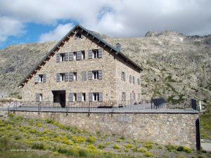 Bachimaña en el Pirineo Aragonés