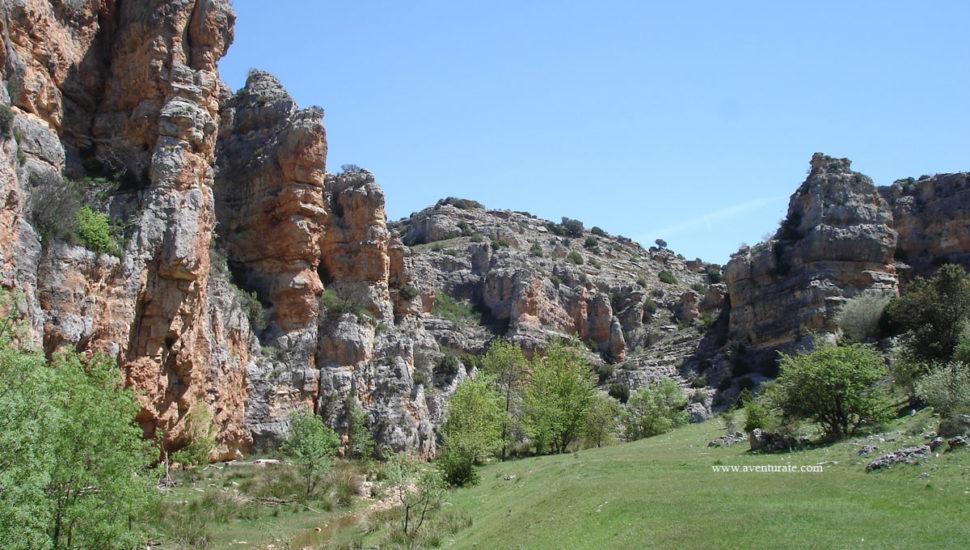Cañon Rio Piedra