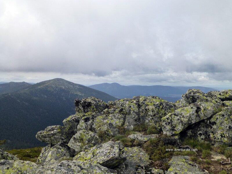 Arista Noreste de Montón de Trigo