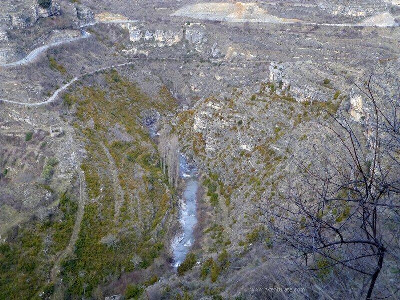 Cañon del Rio Leza