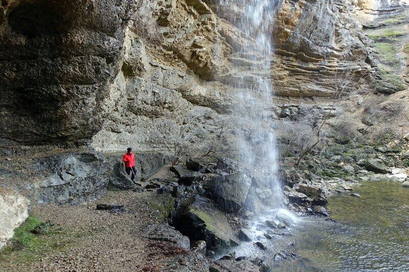 Cascada de Gollorio