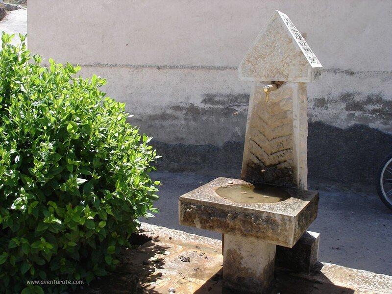 Fuente en Alpedrete de la Sierra