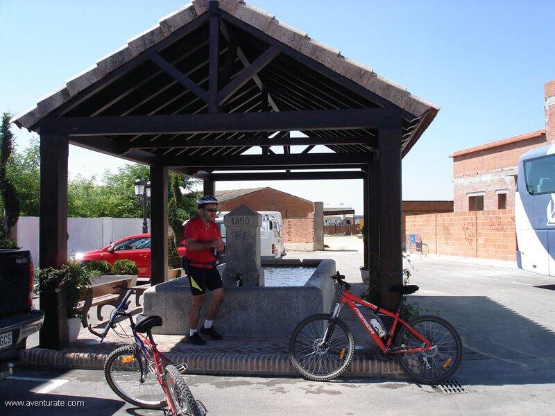 Fuente en Lominchar (Toledo)