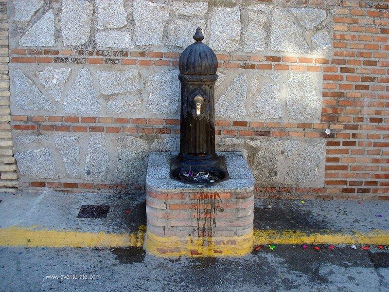 Fuente en Palomeque (Toledo)