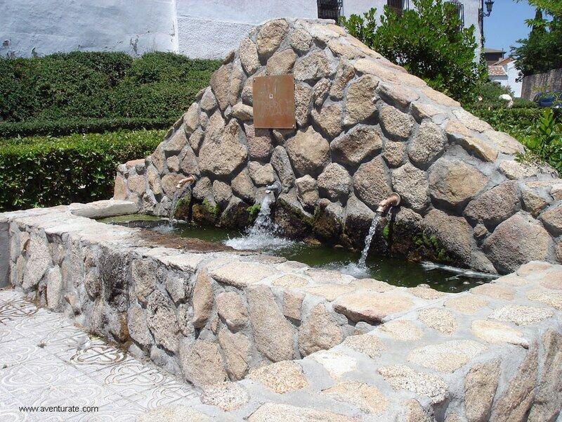 Fuente en Ugena (Toledo)