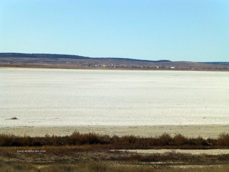 Anillo Laguna Gallocanta en btt
