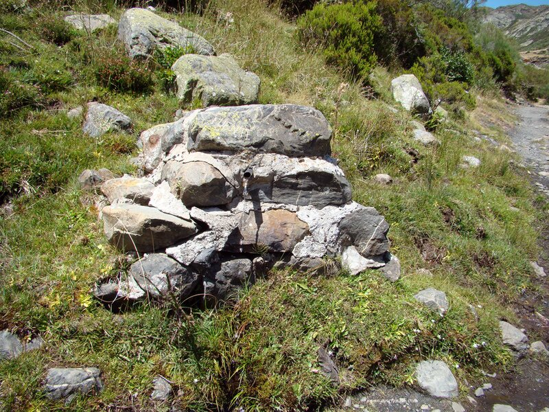 Fuente en Montaña Palentina
