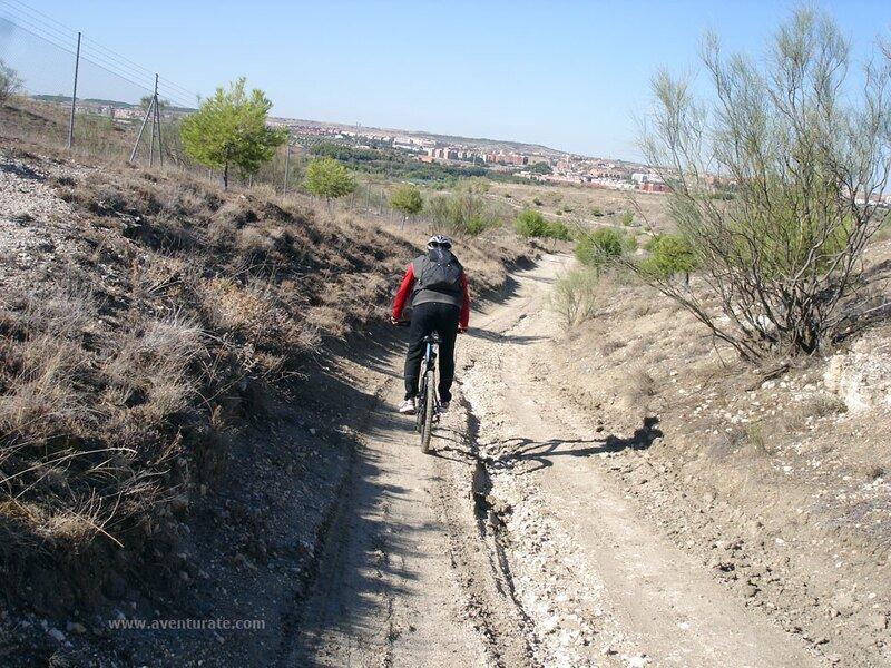 Ruta de los Conejos en bici