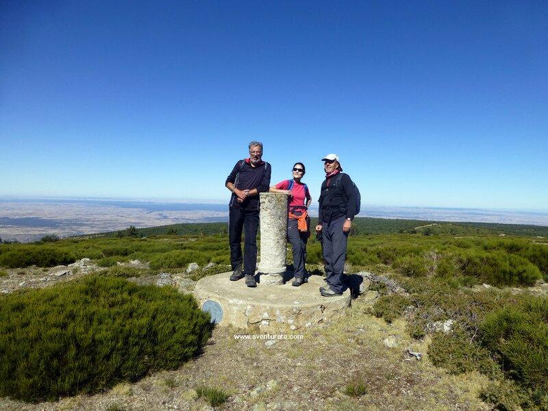 Cumbre de El Pelado (2057)