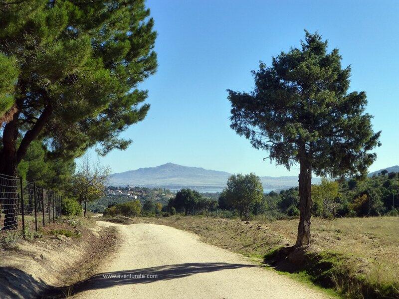 Veredas y Cañadas en bici